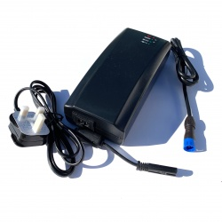 Brompton Electric travel charger set - 4A - UK version