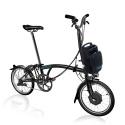Brompton Electric H6L folding bike - Black