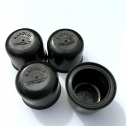 Brompton protective wheel nut caps (set of 4)