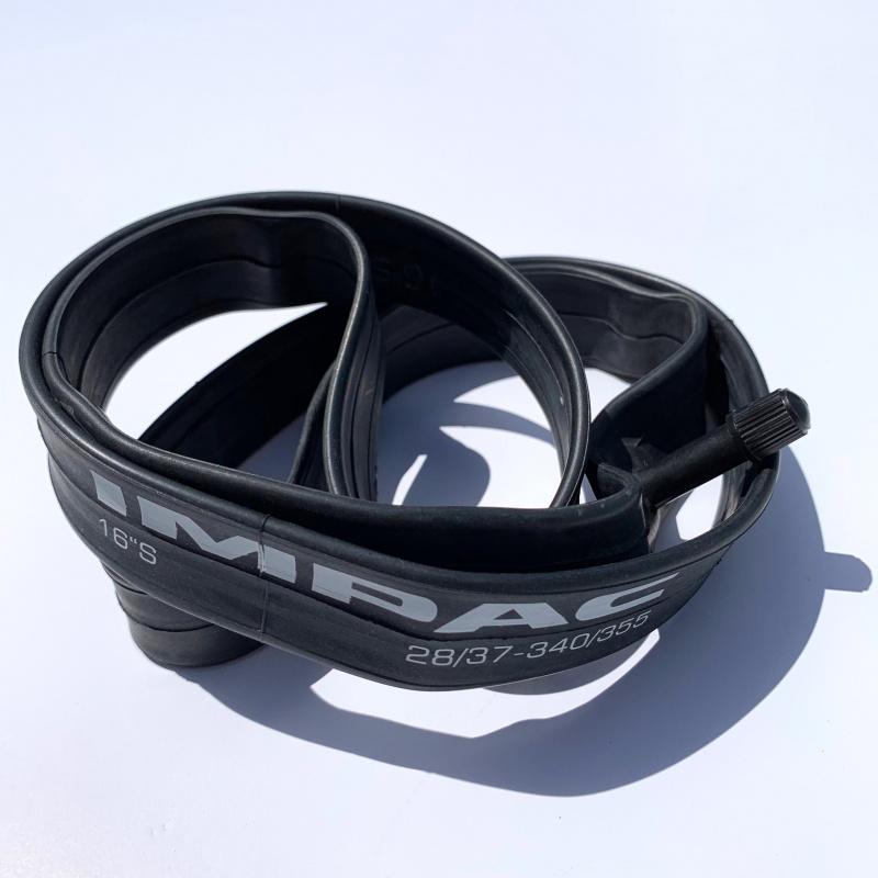 "Pair of Mezzo 37-349 16/"" x 1 3//8/"" Tyres /& Inner Tubes to fit Brompton"