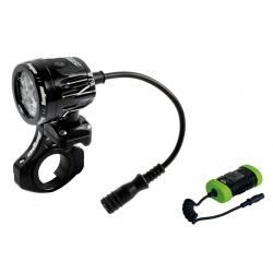 Hope R4+ LED Vision - Lightweight - UK (1 x 2 cell)