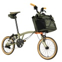 Brompton Explore M6E folding bike - special edition
