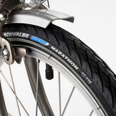 "Schwalbe Marathon 16 x 1 3/8 "" kevlar tyre for your Brompton / Dahon"