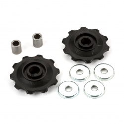 Brompton standard chain tensioner idler (jockey wheel) set (pair)