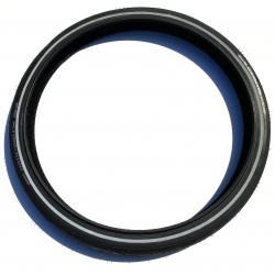 """Continental Contact Urban Tyre in Black/Reflex 16 x 1.35"""" (Wired)"""