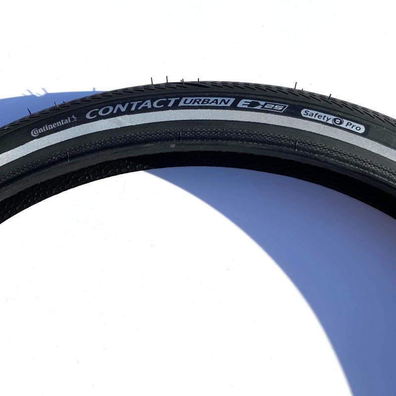 1 Pair 16x1.35 Continental Contact Urban Brompton Tyres Tires 35-349