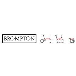 Brompton gear upgrade kit - 2 speed to 6 speed hub/derailleur
