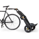 Burley Travoy bike trailer - Black