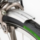 Brompton dual pivot front brake caliper - fitted to bike
