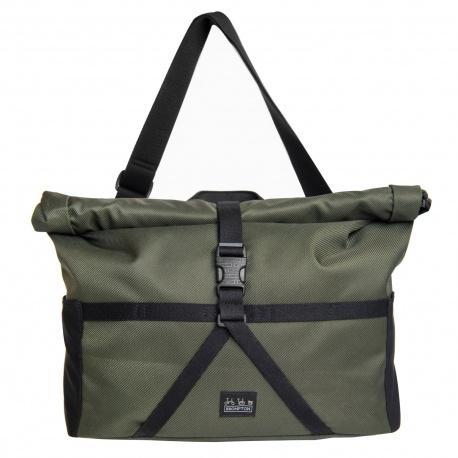 Brompton Borough Medium bag -olive
