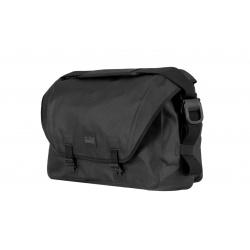 Brompton Metro waterproof bag - large - black - stock photo
