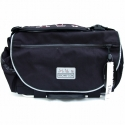 Brompton pre-2016 S bag, complete with frame, strap and standard (black) cover