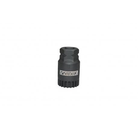 Pedros Bottom Bracket Tool - 20 tooth ISIS - stock photo