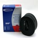 Inner tube 20 x 1.75 - 2.5 inch by Schwalbe - SV7, presta valve