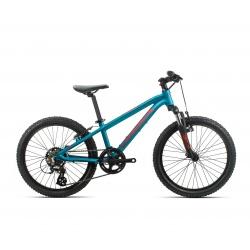 Orbea MX20 XC Kids mountain bike 2020 - Blue / Red