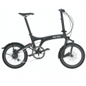 Birdy Folding Bike - Touring - Graphite Matt from Riese and Muller