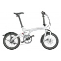 Birdy Folding Bike - City - White from Riese and Muller