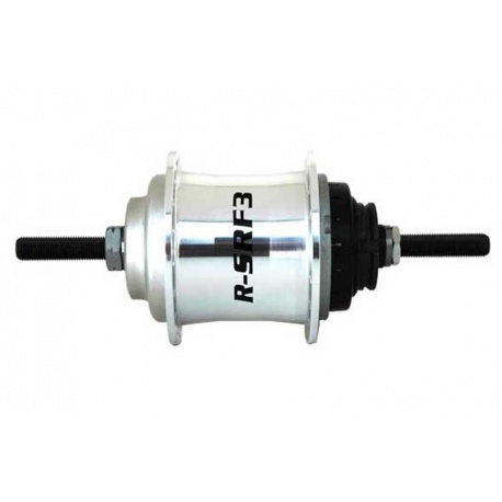 Sturmey Archer SRF5 5 speed hub and internals - stock photo