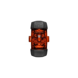 Rear light IXXI - rechargeable by Busch + Müller - stock photo