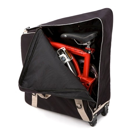 Brompton bag - B bag - the bag for carrying your Brompton