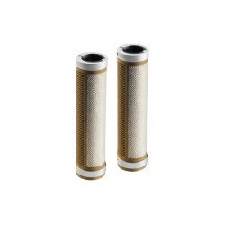 Brooks Cambium rubber grips - Natural (130mm) - stock photo