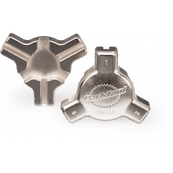 Triple spoke spanner - SW-7.2 - from Park Tool USA - Stock photo