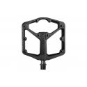 crankbrothers stamp 2 flat MTB pedal - Black - Large