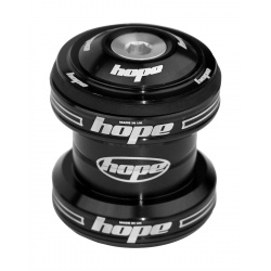 Hope Traditional Headset Complete - 1 1/8 - Black - Stock Photo