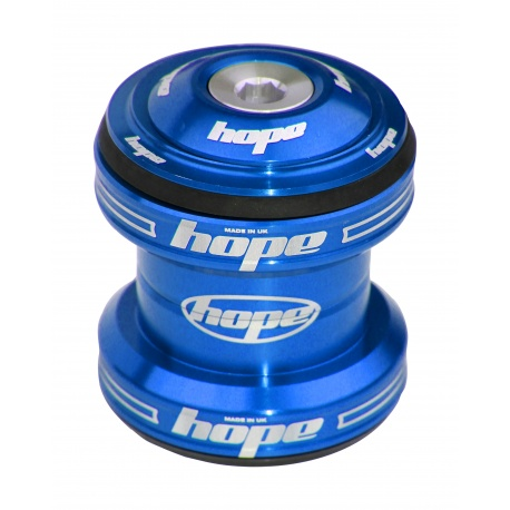 Blue Hope Traditional Headset Complete - 1 1/8 - stock photo