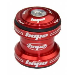 Red Hope Traditional Headset Complete - 1 1/8 - stock photo