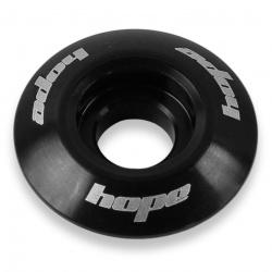 Hope Headset Top Cap - Black - stock photo