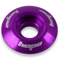 Hope Headset Top Cap - Purple - stock photo