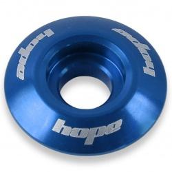 Hope Headset Top Cap - Blue - stock photo