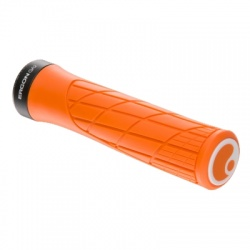 Ergon GA2 Handlebar Grips - Juicy Orange - stock photo