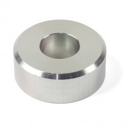 Hope 1 1/2 inch Headset Insertion Bush - Silver