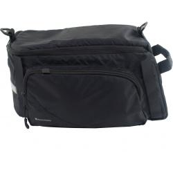 Madison Rack Top Bag with side pocket