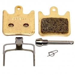 Hope X2 brake pads (pair) - sintered - stock photo