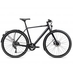 Orbea Carpe 15 urban bike - black - small 2021 - stock photo
