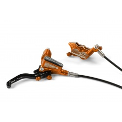 Hope Tech 3 E4 Front brake - No Rotor - Orange