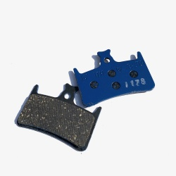 Hope RX4+ / RX4 SH, Road compound, Blue, Pair - pads only