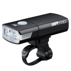 Cateye AMPP1100 front light - rechargeable