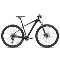 Orbea MX 30 mountain bike - Medium - Black/Grey - Stock photo