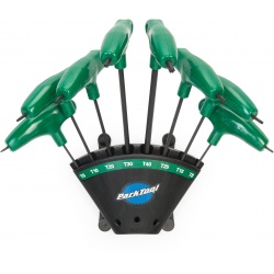 P-Handled Torx Set - PHT-1.2 - from Park Tool USA - stock image