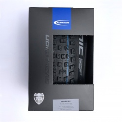 Schwalbe Nobby Nic MTB tyre - Front of packaging
