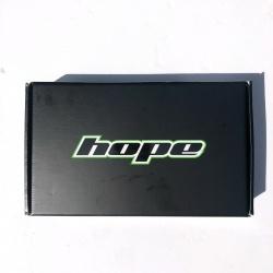 Hope Black 155mm E-Bike Cranks - Specialized Offset - Packaging