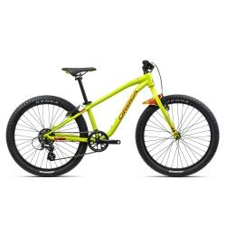 Orbea MX24 Dirt Kids mountain bike 2021 - Lime & Watermelon