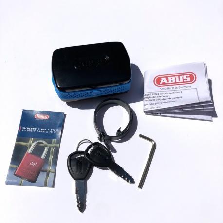 Abus Alarmbox - Contents