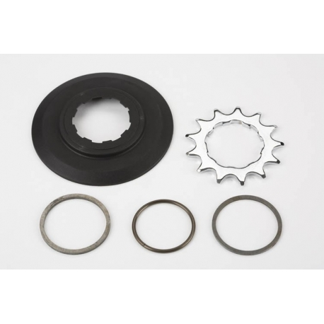 Brompton sprocket / disc set 13T for 3 speed BWR