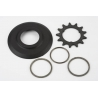 Brompton sprocket / disc set 13T for SRAM 3 speed