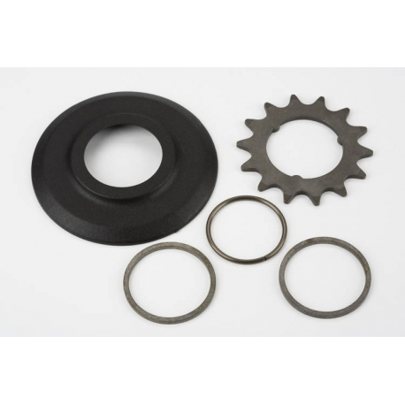 Brompton sprocket / disc set 14T for SRAM 3 speed
